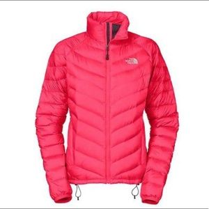 North Face Thunder 800 Down Fill Puffer